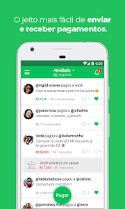 screenshot of PicPay - App de pagamentos version 9.1.25
