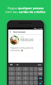 screenshot of PicPay - Carteira Digital version 6.3.1