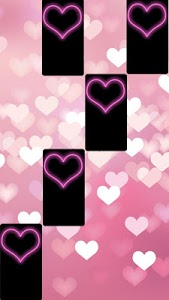 screenshot of Piano Pink Tiles 4 - Music, Games & Magic Tiles version 1.9.8