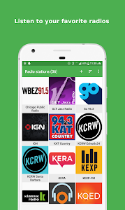 screenshot of Podcast Republic - Podcast and Radio App version Varies with device
