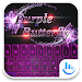 Download TouchPal PurpleButterfly Theme 6.8.15.2018 APK