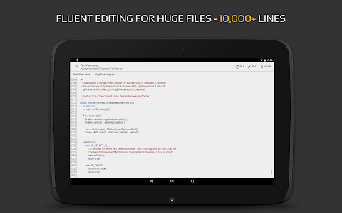 Download QuickEdit Text Editor - Writer, Code Editor  APK