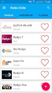 Download Radyo Dinle - Tüm Radyolar 3 APK