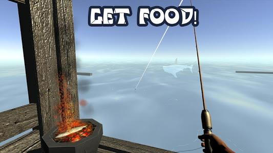 screenshot of Raft Survival version 1.0.3