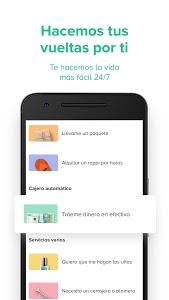 screenshot of Rappi version 4.4