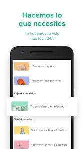 screenshot of Rappi version 4.6.4