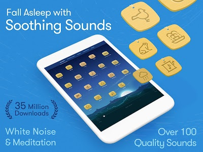 screenshot of Relax Melodies: Sleep Sounds version Varies with device