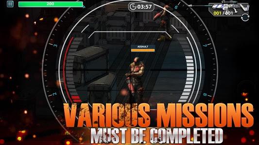 screenshot of Rescue: Strike Back version 0.91