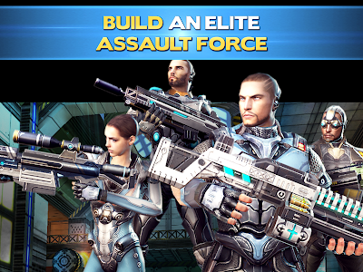 screenshot of Strike Back: Elite Force - FPS version 1.41