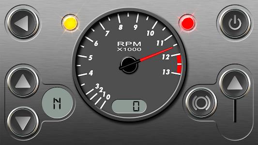 screenshot of RevHeadz Engine Sounds version 1.8
