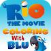 Download Rio: Coloring with Blu 1.09 APK