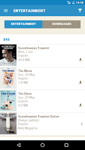 Download SAS Scandinavian Airlines 2.33 APK