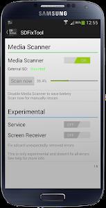 screenshot of SD Fix Tool version 1.6.3