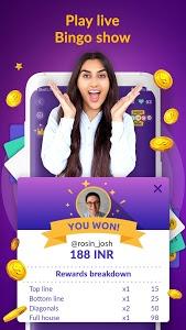 screenshot of Swoo - Live Video, Trivia and Bingo App version 5.9.0