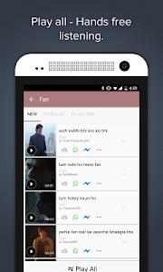 screenshot of Samosa version 3.0.13