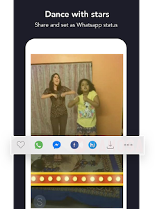 screenshot of Samosa Fun Videos GiFs Audios WhatsApp Chat Status version 5.3.4