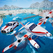 Download Sea Plane Pilot Floating Car Driving Games 1.0 APK