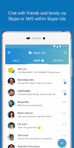Download Skype Lite - Free Video Call & Chat 1.65.0.31534-release APK