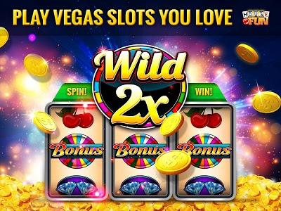 screenshot of Slots-House of Fun-Free Casino version 2.29