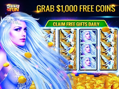 screenshot of Free Slots Casino - House of Fun Games version Varies with device