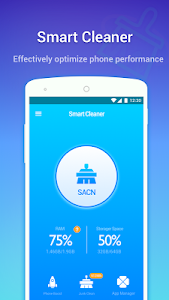 screenshot of Smart Cleaner - Clean & Boost version 1.1.2