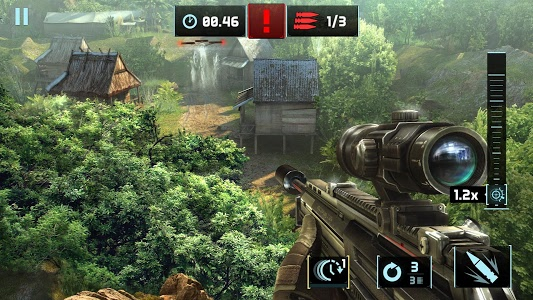 screenshot of Sniper Fury: Top shooting game - FPS version 3.8.0g