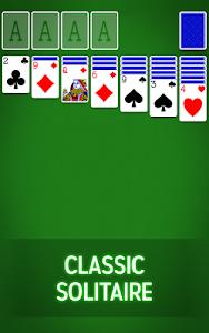 screenshot of Solitaire version 4.3.1