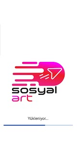 screenshot of Sosyal Art - Instagram Takipçileri İle Fenomen Ol. version 1.0