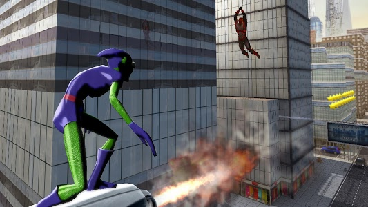 Download Spider Flight 3D - Superhero 1.1.0 APK