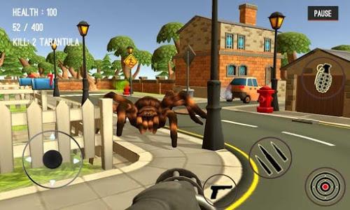 screenshot of Spider Hunter Amazing City 3D version 1.014