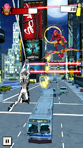 screenshot of MARVEL Spider-Man Unlimited version 4.6.0c