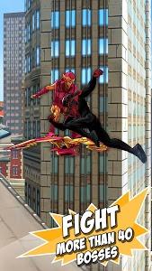 screenshot of MARVEL Spider-Man Unlimited version 3.0.0f