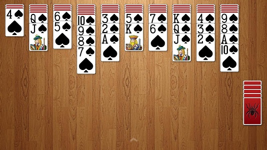 Download Spider Solitaire 1.10.3179 APK