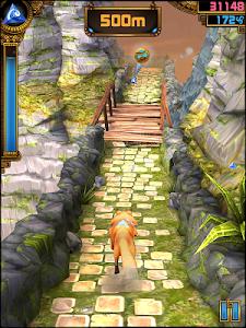 screenshot of Spirit Run version 1.62