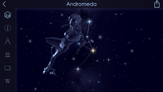 screenshot of Star Walk 2 - View the Sky version 2.3.4.18