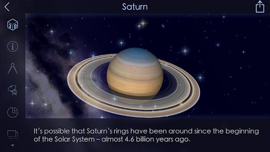 screenshot of Star Walk 2 Free: View the Sky version 2.3.4.18