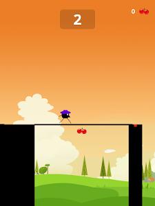 screenshot of Stick Hero version 1.5