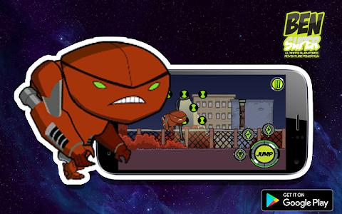 Download Super Ben Ultimate Alien force Adventure Power Run 1.0 APK