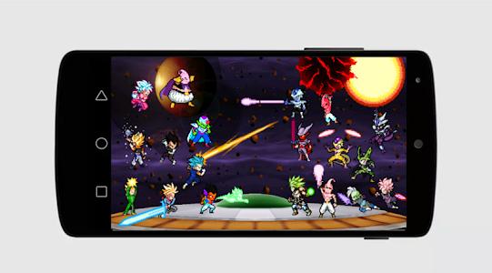 Download Super Saiyan Dragon Goku Fighter 1.3 APK