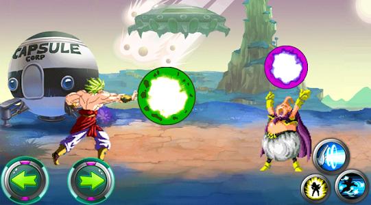 Download Super Sayan Dragon Battle 1.1.0 APK