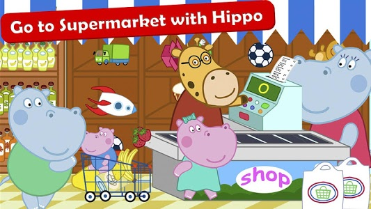 screenshot of Supermarket: Shopping Games version 2.6.3