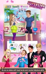 screenshot of Superstar Fashion Girl version 1.1.0