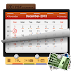 Download TSF Calendar Widget 2.0 APK