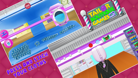 Download Tailor Boutique Games 1.7 APK