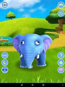 screenshot of Talking Elephant version 1.3.6