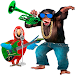 Download Talking Parrot vs Monkey Sing 1.1 APK
