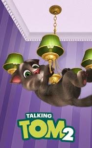 screenshot of Talking Tom Cat 2 version 5.3.5.16