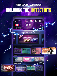 screenshot of Tap Tap Reborn 2: Popular Songs Rhythm Game version 2.9.7