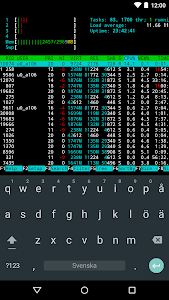 screenshot of Termux version 0.65