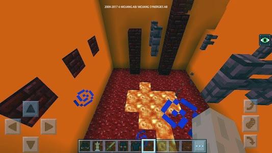 Download The Orange parkour map for MCPE 3.mcpe.maps.mine APK